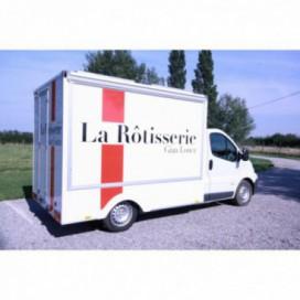 Camion Rôtisserie 300 Classic Aromat