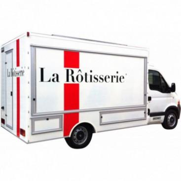 Camion Rôtisserie 370 Classic Aromat