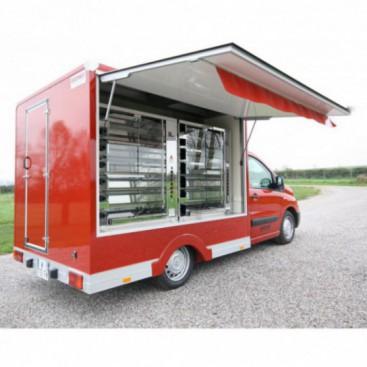Camion rôtisserie Citroën Jumpy Aromat