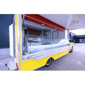 Camion rôtisserie «travail intérieur»