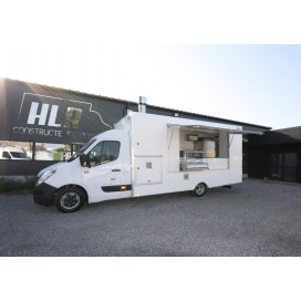 Camionb Magasin PIZZERIA 4.5T Master