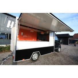 "FoodTruck 350 ""Orange et noir"""