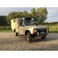 Nissan Patrol Y60 CAMPER