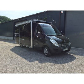 Camion magasin FRITERIE 420 renault master