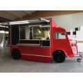 Remorque food truck HY DOUBLE ESSIEU