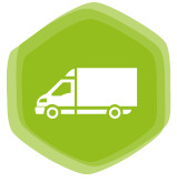 Gamme de camions food truck