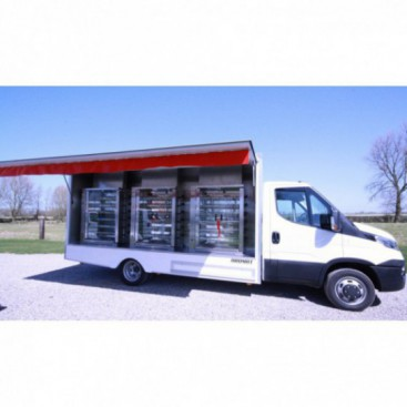 Camion rôtisserie Iveco Daily Aromat