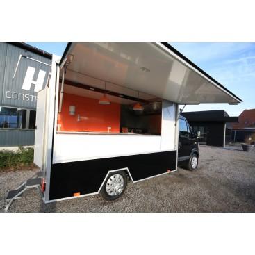 """FoodTruck 350 """"Orange et noir"""""""