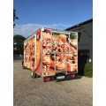 Camion Pizza Iveco 5.5T