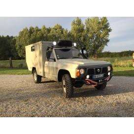 Nissan Patrol Y60 CAMPER 4x4