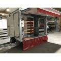 Remorque Rôtisserie 270 double essieux
