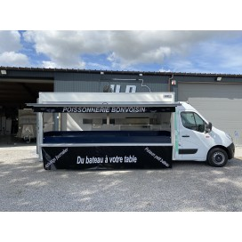 Camion Poissonnerie 420 STD