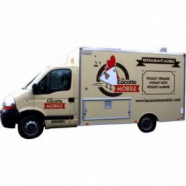 Food Truck Aromat 350 Elégance