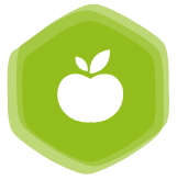Gamme de camions fruits et légumes